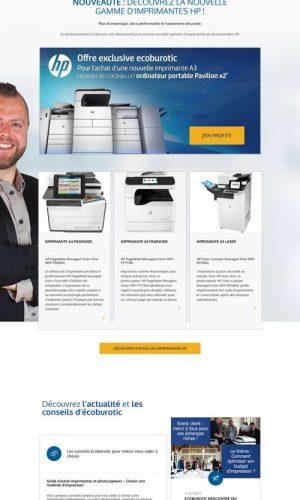 Print integral, contrat de location d'imprimante