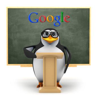 Pinguin algorithme liens